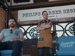 Philips Barber Shop - Experiential Marketing and Event Management