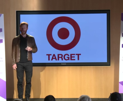 Target discovers Experiential Marketing