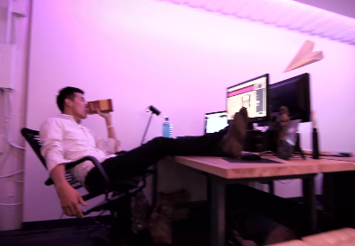 Mannequin Challenge at an Experiential Agency in LA