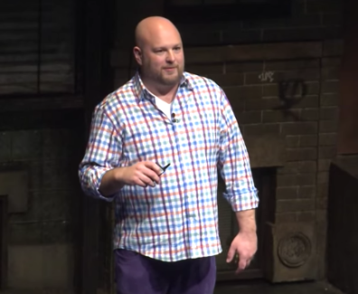 Engaging millennials with gamification: Gabe Zichermann at TEDxBroadway
