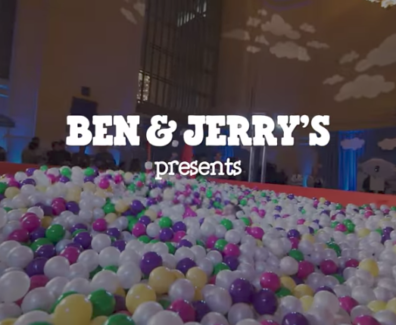 Ben & Jerry's Experiential Marketing Agency in Los Angeles, California