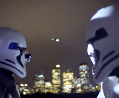 Experiential Marketing and Event Marketing for Star Wars