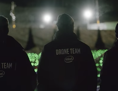 Drones and Experiential Marketing - Experiential Marketing Agency BeCore