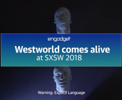 Experiential Marketing for Westworld at SXSW 2018